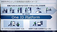 Narita to be Japan's first airport to deploy facial recognition system One ID, demo given