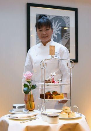 Cherish Finden appointed Executive Pastry Chef at Pan Pacific London