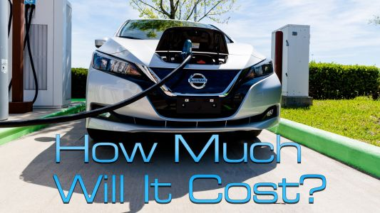 Here's How Much The Longer-Range Nissan LEAF Might Cost