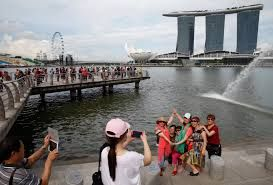 Southeast Asian nations aiming on Chinese visitors
