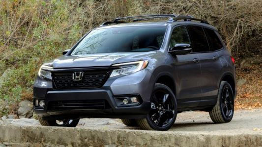 The 2020 Honda Passport Is The Beefy Honda Crossover Of Your Dreams
