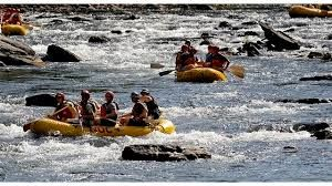 Four US tourists, Costa Rican local guide drown while rafting in swollen Naranjo RiverP