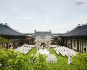 Weddings to Remember at The Shilla Seoul