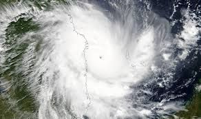 Cyclone Kenneth hits Mozambique, 30,000 evacuated, made historic landfall