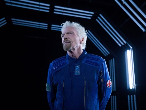Take a look at the Under Armour-designed spacesuits Virgin Galactic wants to send people to space in