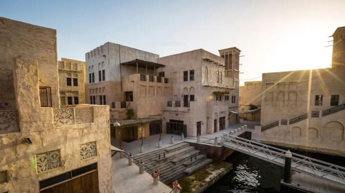 Immerse Yourself in Old Arabia at Dubai's Al Seef Hotel by