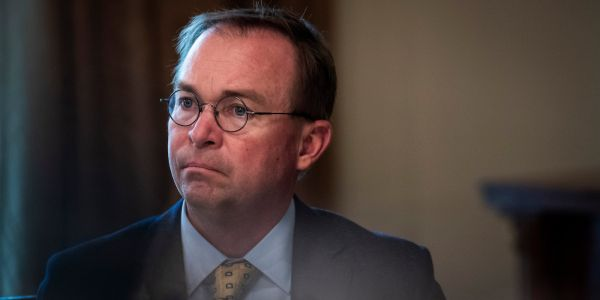 Mick Mulvaney says Trump 'still considers himself to be in the hospitality business' even though he's president