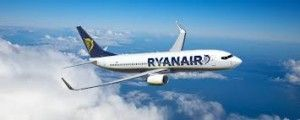 Despite strikes by pilots Ryanair flights took off