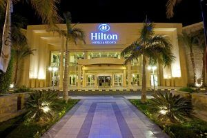 Hilton Hotels partner with Amex to provide free rooms for medical professionals