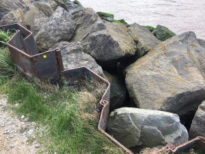 Popular East Yorkshire Footpath Reopens as Network Rail Installs Temporary Flood Defence