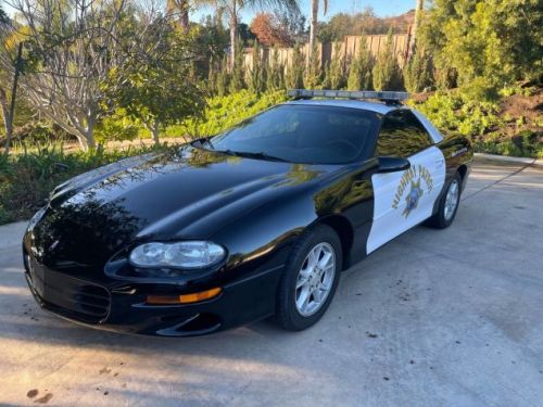 At $20,900, Is This Restored 2002 Chevy Camaro Interceptor An Arresting Deal?