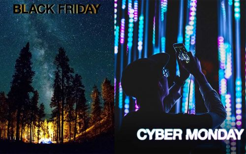 Sneak Peek: Black Friday & Cyber Monday Travel and Flight Deals 2018