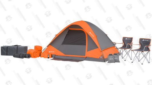 For $79, You Can Snag a Complete 22-Piece Camping Setup