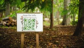 QR code in Munnar tourism