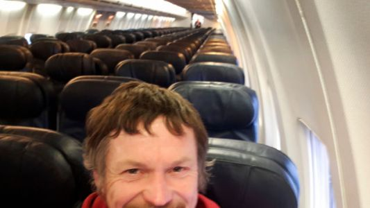 Passenger Gets Boeing 737-800 All To Himself On Flight To Italy