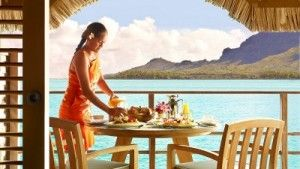 Four Seasons Resort Bora Bora Again Named Best Luxury Beach hotel worldwide