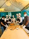 Pride Hotels distributes free food to Indian cities