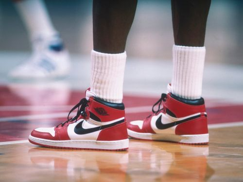 Photos show the rise and fall of Nike's iconic Air Jordan sneakers - and how the shoes are making a comeback 16 years after Michael Jordan's retirement