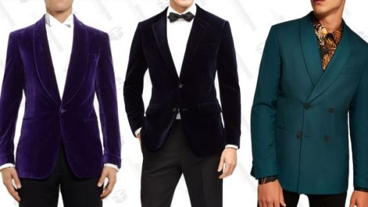 The Perfect New Year's Eve Blazer At Every Price