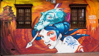 Four Seasons Introduces Graffiti Tours - an Exploration of Bogota's Unique Street ART