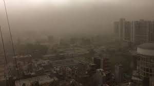 Operations Stalled at IGI Airport as Dust Storm Hits Delhi
