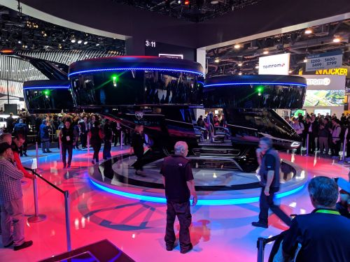 The best new transportation we saw at CES 2019