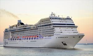 MSC Magnifica resumes operations in Europe