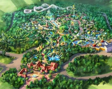 Busan ready to welcome newest theme park in 2021