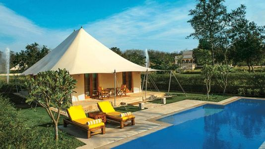 Spa of the Week: The Oberoi Sukhvilas Spa Resort