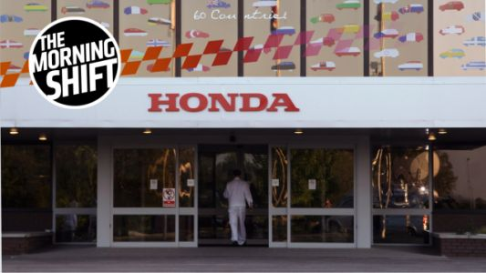 Honda to Close Its Only British Car Plant in 2021, but Says It Isn't Because of Brexit