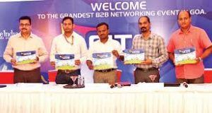 The Goa International Travel Mart to be held from October 23rd to 25th