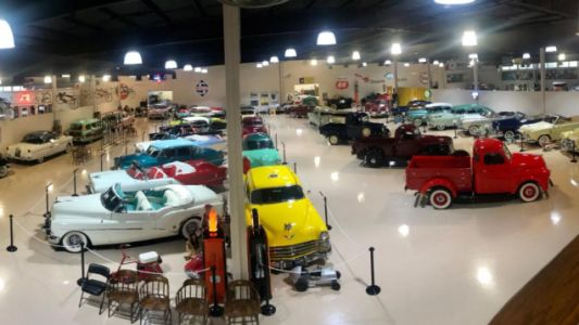 Stock Up on Vintage Car Memorabilia With This Texas Auction