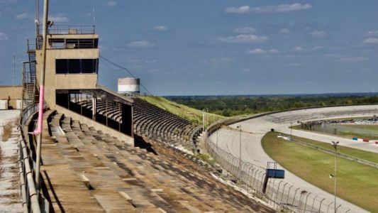 The First Houses Are Going Up at the Site of the Historic Texas World Speedway