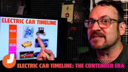 Electric Cars Are Way Older Than You Think: EV Timeline Part 1