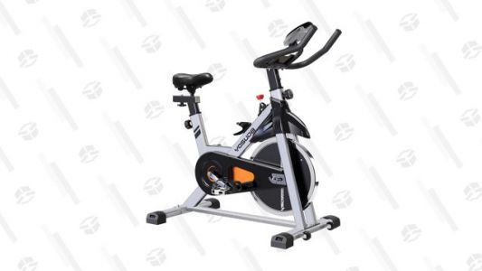 Get Those Endorphins Flowing With 28% off a YOSUDA Stationary Bike