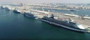 Hamdan Bin Mohammed Cruise Terminal receives more than 2.3 million tourists till 2018 end