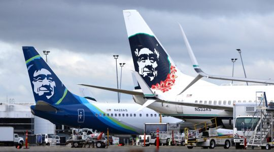 No more medical exemptions: Alaska Airlines says anyone who can't or won't wear a mask won't be allowed to fly