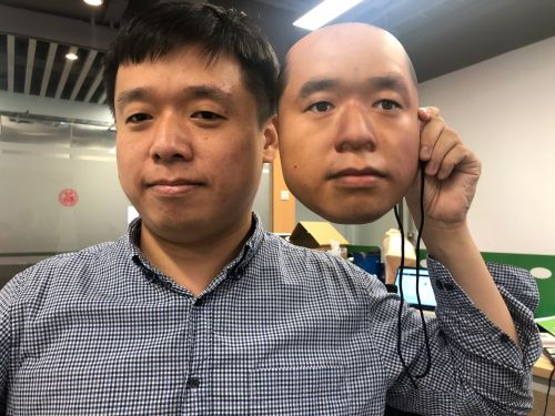 All it takes to fool facial recognition at airports and banks is a printed mask, researchers found