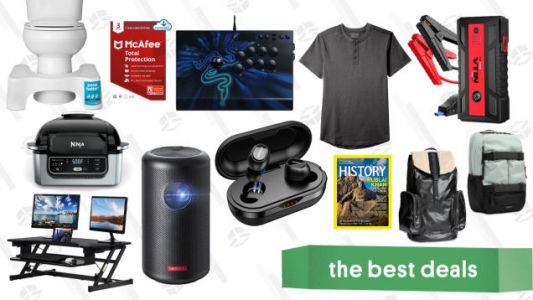 Wednesday's Best Deals: Vava 8-in-1 USB-C Hub, Ninja Grill, Squatty Potty, and More