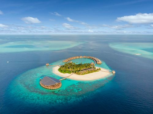 An adults-only island in the Maldives with 15 overwater villas is the best new luxury hotel to visit in 2019 - here's a look inside