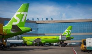 Moscow Domodedovo Airport welcomed 1.7 million passengers in March 2021