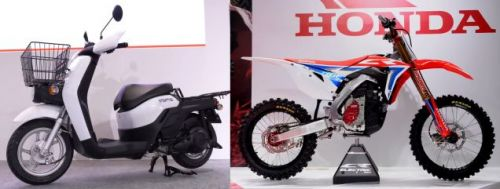 Honda Looks Ready for an Electric Bike Future