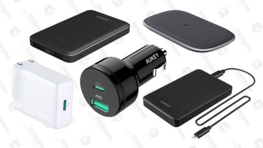 Save Big on a Ton of Aukey Gear Right Now
