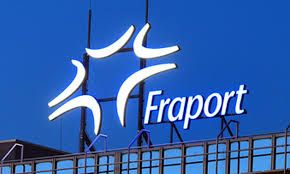 The Fraport Group revenue rose by 17.9 percent to €803.8 million in Q1 19'