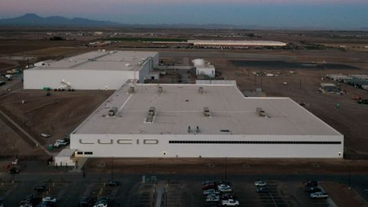 Lucid Says Its Casa Grande Factory Is Ready For Business