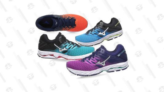 Woot's Running a One-Day Sale on Mizuno Running Shoes