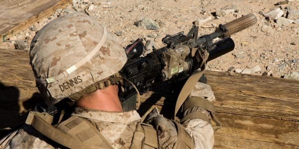 The Marine Corps plans to give suppressors to infantry squads starting this year