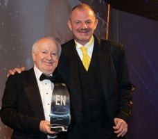 Ray Bloom honoured with Exhibition News Pioneer Award at EN Awards