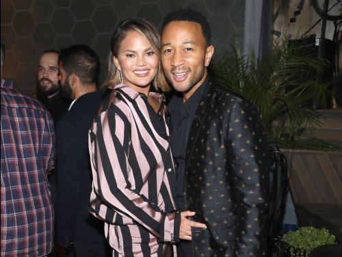 Chrissy Teigen reveals she and John Legend's wedding anniversary is also the same date they met 12 years ago