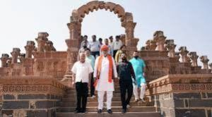 Minister Prahlad Patel inaugurates tourism event at Rann of Kutch